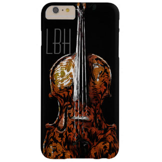 Abstract iPhone Cover with Monogram