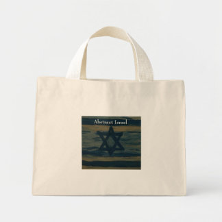 abstract israel bag