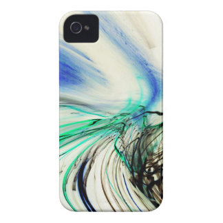 Abstract IV iPhone 4 Case-Mate Cases