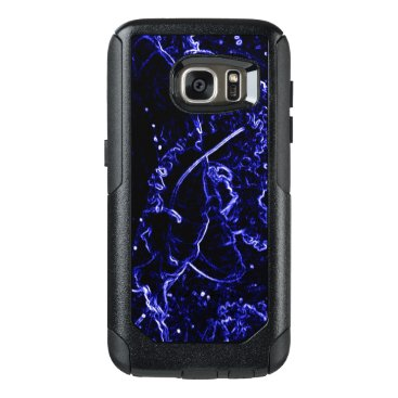 Ocean Themed Abstract Jellyfish OtterBox Samsung Galaxy S7 OtterBox Samsung Galaxy S7 Case