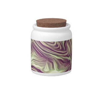 abstract joy, vintage colors candy jar