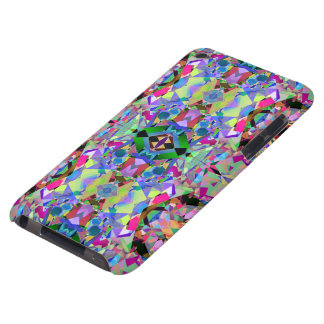 Abstract Kaleidoscope Pattern iPod Touch Case