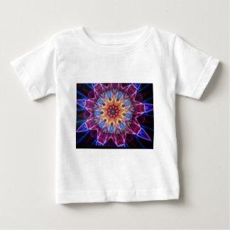 Abstract Kaleidoscope  Print Baby T-Shirt