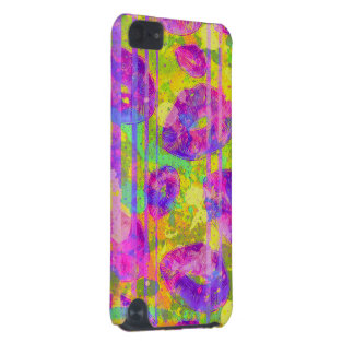 Abstract Kisses iPod Touch (5th Generation) Cover
