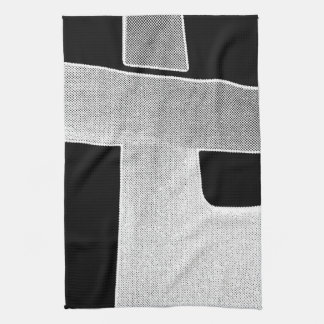 abstract kitchen towel