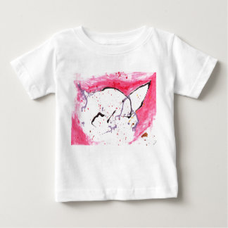 Abstract Kitty T Shirt