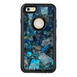Abstract Labradorite Otterbox Defender iPhone Case