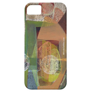Abstract Landscape Buenos Aires 21.75x14.5 iPhone SE/5/5s Case