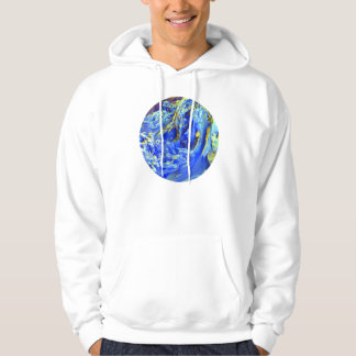 Abstract Landscape Hoodie