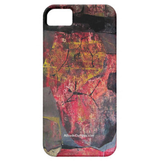 Abstract Landscape of Potosi Bolivia 21.6x34 iPhone 5 Covers