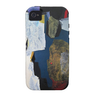 Abstract Landscape of Potosi Bolivia 22.6x33.9 iPhone 4 Covers