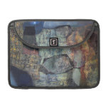 Abstract Landscape of Potosi Bolivia Sleeve For MacBook Pro