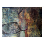 Abstract Landscape of Potosi Bolivia Postcards