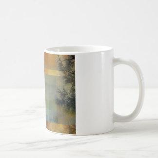 Abstract Landscape One Coffee Mug