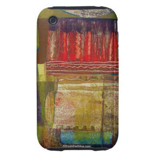 Abstract Landscape Potosi 16.6x22.75 iPhone 3 Tough Cases