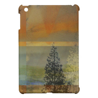 Abstract Landscape Two Case For The iPad Mini