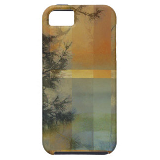 Abstract Landscape Two iPhone 5 Case
