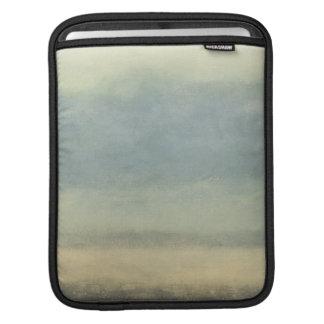 Abstract Landscape with Overcast Sky Sleeve For iPads