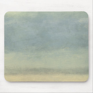 Abstract Landscape with Overcast Sky Mousepad