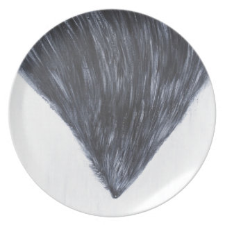 Abstract Landscape with the Fall of Icarus Party Plate