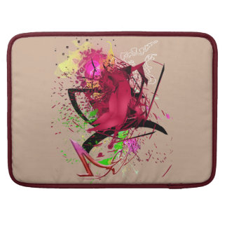 Abstract lap top Bag Sleeves For MacBook Pro