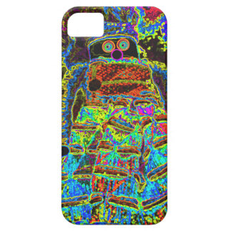 Abstract Lappenpop Doll iPhone SE/5/5s Case