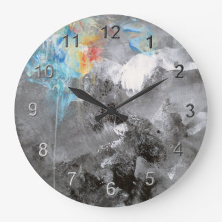 Abstract Large Clock