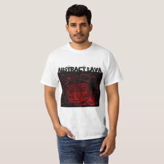Abstract Lava Shirt