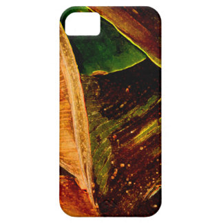 Abstract Leaf iPhone 5 Case