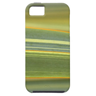 abstract leaves from the flower gift collection iPhone SE/5/5s case