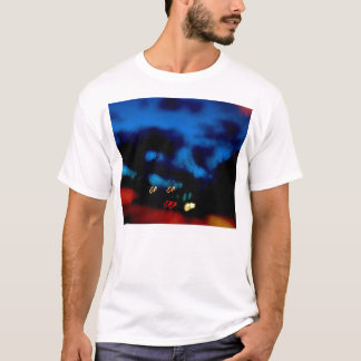 Abstract Light Painting 40 Luz T-Shirt