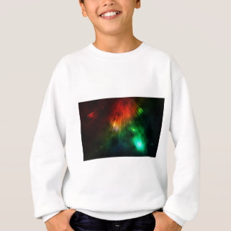 Abstract Light Shines Down from Above Sweatshirt