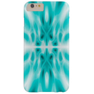 Abstract light trails barely there iPhone 6 plus case