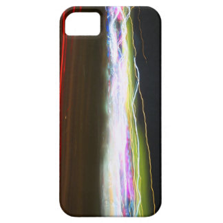 Abstract Light Trails iPhone 5 Cover