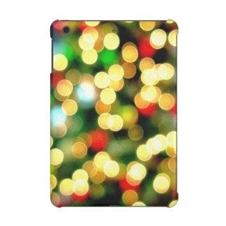 abstract light tree iPad mini case