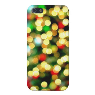 abstract light tree iPhone SE/5/5s cover