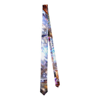 Abstract Lights Background Tie