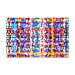 Abstract Lights Canvas Prints