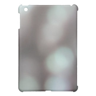 Abstract Lights in Soft Colors. iPad Mini Covers