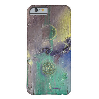 Abstract Lilac Sea Green Arabic Phone Case iPhone 5 Cases