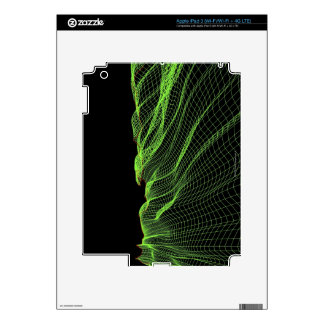 Abstract Line Pattern 2 iPad 3 Skins