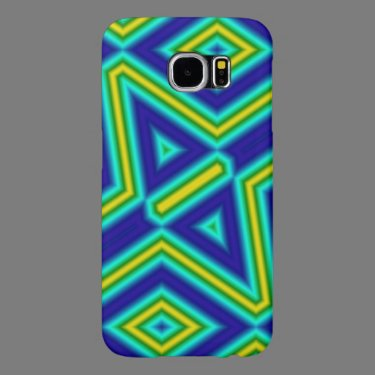 Abstract line pattern samsung galaxy s6 cases