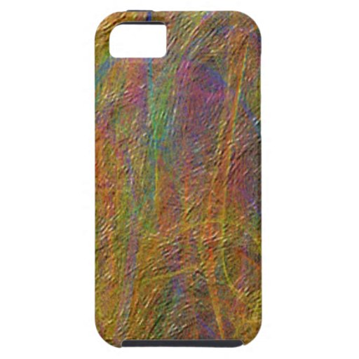 Abstract Linear Design iPhone 5 Cases