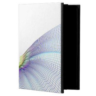 Abstract Lines 7 Cover For iPad Air