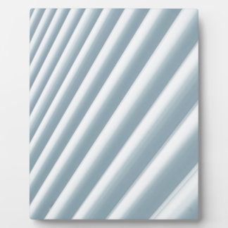 Abstract lines design plaques