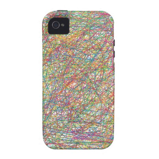 abstract lines iPhone 4 covers