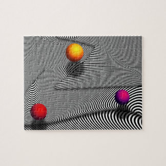 Abstract - Lines - That s a moire Jigsaw Puzzle