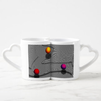 Abstract - Lines - That's a moire Coffee Mug Set