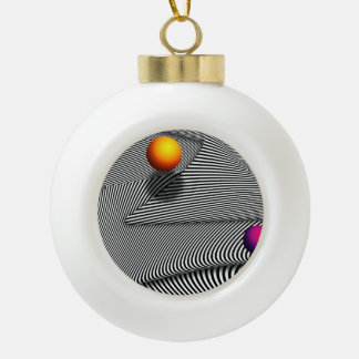 Abstract - Lines - That's a moire Ornament