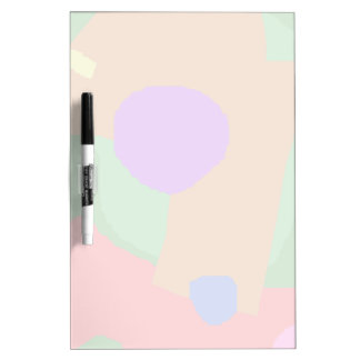 Abstract Lion Dry-Erase Board